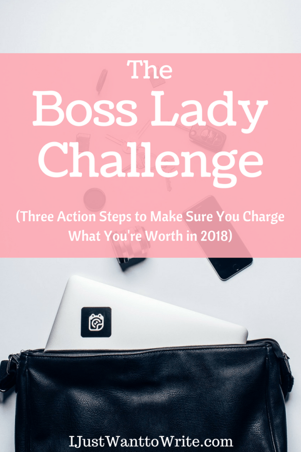 The Boss Lady Challenge