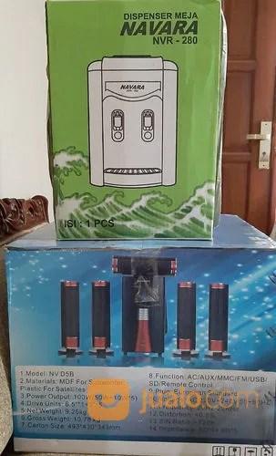 Home Teather Neovance 5 1 Bonus Dispenser Surabaya Jualo