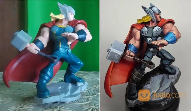 Action Figure Marvel Superhero Thor Marvel Comics Thor Action Figure Semarang Jualo