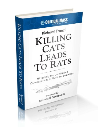 Killing Cats Leads to Rats cover of book