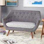14 Stylish Loveseats For Small Space Dwellers And Cuddlers Living In A Shoebox