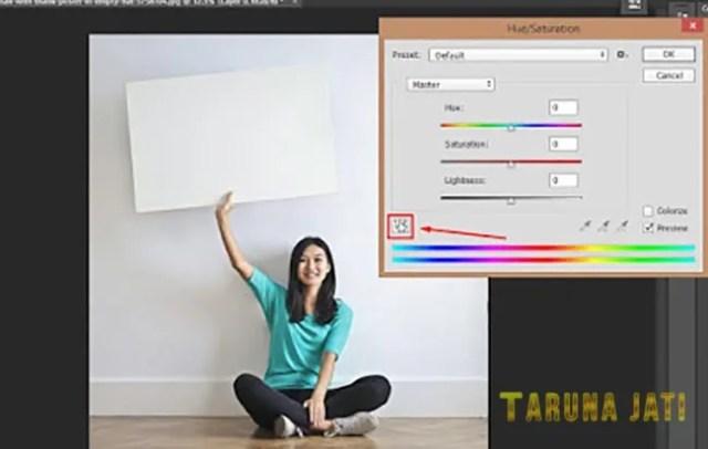 Cara Mudah Mengubah Warna Mockup Desain Pakaian di Photoshop