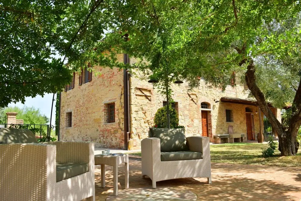 Villa San Michele Bed And Breakfast In Province Of Siena Province Of Siena Tuscany