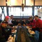 神奈川からいらした、ロードバイク5人組の皆さんですFacebookをご覧になって来て下さいました皆さんのロードバイクが赤とピンクで統一されている様な… 今日は風はありますが空気は春ですね♪ご来店ありがとうございました #蔵 #筏 #ikada #japan #Tokyo #mitake #御岳 #御岳山 #mitakesan #多摩川 #御岳渓谷 #御嶽駅 #奥多摩 #筏流し #ブドウ山椒 #おにぎり #tasty #バイク #ツーリング #ロードバイク #アルパインクライミング #デッドエンド #ジムニー #JA22 #武蔵御嶽神社 #ペット可