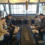 奥多摩湖ドライブの親子三人様と、炭鳥 筏から徒歩5分のところにある岩・デッドエンドにいらしたボルダラーの父娘さんです。今日はすっきり晴天で、ドライブ日和&ボルダリング日和ですね🤗ご来店ありがとうございました #蔵 #筏 #ikada #japan #Tokyo #mitake #御岳 #御岳山 #mitakesan #御岳山ロックガーデン #武蔵御嶽神社 #多摩川 #御岳渓谷 #奥多摩 #ブドウ山椒 #おにぎり#tasty #バイク #ロードバイク #デッドエンド #ジムニー