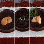 ばくだんおにぎり三種の具紀州梅干し・北海道昆布佃煮・北海道焼き鮭がいっぺんに入っています¥520税込利尻島仙法志浜産の昆布を使った昆布汁(お代わり自由!)付きです。 「ウメ抜きで」など、お申し付け下さい#蔵 #筏 #ikada #japan #Tokyo #mitake #御岳 #御岳山 #mitakesan #御岳山ロックガーデン #武蔵御嶽神社 #多摩川 #御岳渓谷 #奥多摩 #ブドウ山椒 #おにぎり #tasty #バイク  #ロードバイク #カヌー #カヤック #リバーSUP #デッドエンド #ジムニー #JA22 #ペット可 #梅干し #昆布佃煮 #焼鮭