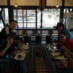 """お向かいの車屋さん""""Crossroads""""さんが、ご家族でお昼に来て下さいました余談ですが、我が家の車・ジムニーの後のスイフトはCrossroadsさんで買いました♪ これからお出かけとの事、楽しい一日を ご来店ありがとうございました #蔵 #筏 #ikada #japan #Tokyo #mitake #御岳 #御岳 #mitakesan #御岳山ロックガーデン #武蔵御嶽神社 #多摩川 #御岳渓谷 #奥多摩 #ブドウ山椒 #おにぎり #味玉 #tasty #バイク #ロードバイク #カヌー #カヤック #リバーSUP #デッドエンド #ジムニー #ペット可"""