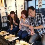 多摩ケーブルネットワークの情報番組 #西多摩マルかじり をご覧になって、炭鳥ikadaを目指して御岳に来て下さったご家族ですこれからお買い物に行かれるとの事、良い一日を ご来店ありがとうございましたhttp://ikadamitake.com営業時間11~17時木曜定休(祭日は営業)#炭鳥 #蔵 #筏 #ikada #Tokyo #mitake #御岳 #御岳山 #mitakesan #御岳山ロックガーデン #武蔵御嶽神社 #多摩川 #御岳渓谷 #奥多摩フィッシングセンター #奥多摩 #ブドウ山椒 #おにぎり #味玉 #tasty #バイク #ロードバイク #カヌー #カヤック #リバーSUP #アルパインクライミング #デッドエンド #ジムニー #ペット可