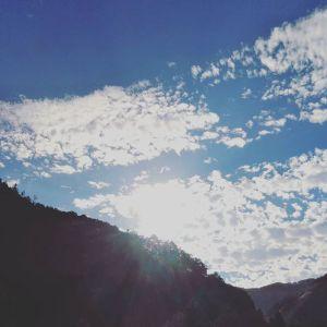 今日はすっきりしたお天気になるかな http://ikadamitake.com営業時間11~17時(夏季)木曜定休(祭日は営業)※むかし鳥、ばくだんは数に限りがございます。1個からお取り置き致します♪Tel.0428-85-8726#炭鳥 #蔵 #筏 #ikada #むかし鳥 #炭鳥ikada #mitake #tokyo #御岳 #御岳山 #御岳山ロックガーデン #武蔵御嶽神社 #多摩川 #御岳渓谷 #御岳ランチ #奥多摩フィッシングセンター #奥多摩 #日原鍾乳洞 #味玉 #バイク #ロードバイク #カヌー #カヤック #リバーSUP #ラフティング #デッドエンド #ペット可 #秋の空