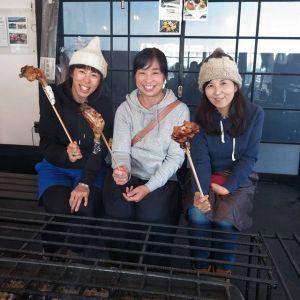 多摩地区からご予約でお越しの3名様です炭鳥ikadaでお昼ごはんを召し上がった後は、御岳山& #小澤酒造 (澤乃井)に行かれるそうです楽しい御岳の一日をお過ごし下さいませご来店ありがとうございました️http://ikadamitake.com営業時間・4月〜12月11~17時11月末まで木曜定休(祭日は営業)※むかし鳥、ばくだんは数に限りがございます。1個からお取り置き致します♪Tel.0428-85-8726#むかし鳥 #鶏肉 #炭鳥ikada #ばくだん #mitake #tokyo #御岳 #御嶽駅 #御岳山 #御岳山ロックガーデン #武蔵御嶽神社 #多摩川 #御岳渓谷 #東京アドベンチャーライン #御岳ランチ #奥多摩フィッシングセンター #奥多摩 #日原鍾乳洞 #味玉 #串 #バイク #ロードバイク #カヌー #カヤック #riversup  #デッドエンド #ペット可