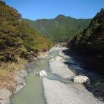多摩川&惣岳山
