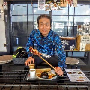 昭島市拝島からお越しの、ロードバイク乗りのお客様です昨年11月末に放映された #日本テレビ さんの #ぶらり途中下車の旅 をご覧になって、奥多摩湖まで行かれた帰りにお昼ごはんにお立ち寄り下さいました🥚むかし鳥をお気に召して頂けた様で嬉しかったです🤗ご来店ありがとうございましたhttp://ikadamitake.com営業時間・1月〜3月 11〜16時4月〜12月 11〜17時金曜定休(祭日は営業)Tel.0428-85-8726#むかし鳥 #体験型 #炭鳥ikada #ばくだん #mitake #御岳 #御嶽駅 #御岳山 #御岳山ロックガーデン #武蔵御嶽神社 #御岳神社 #御岳渓谷 #御岳ランチ  #青梅ランチ #奥多摩フィッシングセンター #奥多摩 #奥多摩湖 #バイク #ロードバイク #サイクリング #カヌー #カヤック #ラフティング #riversup #御岳ボルダー #ペット可 #louisgarneau