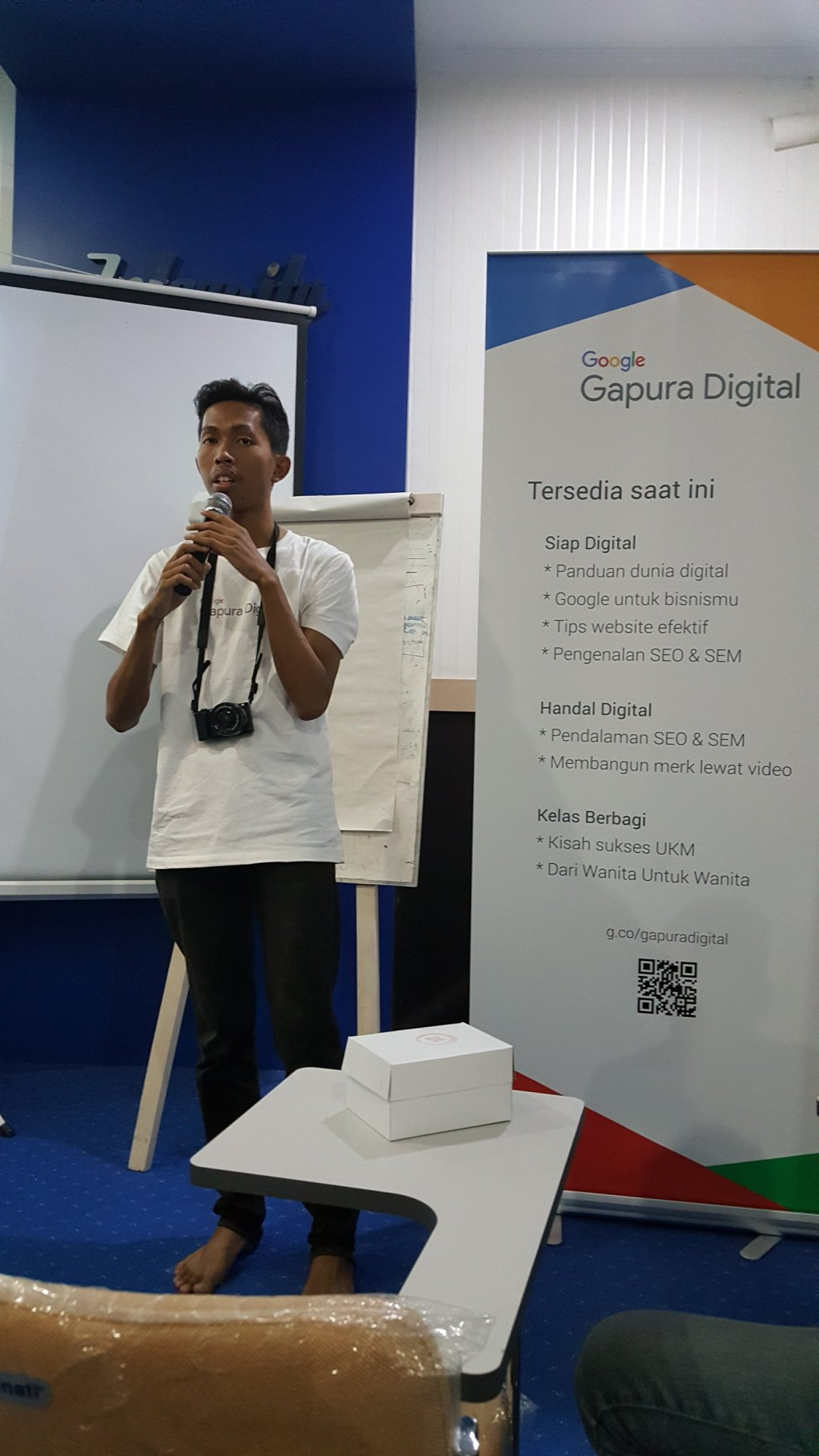 Gapura Digital Google UKM di Indonesia, gapura digital, google gapura digital
