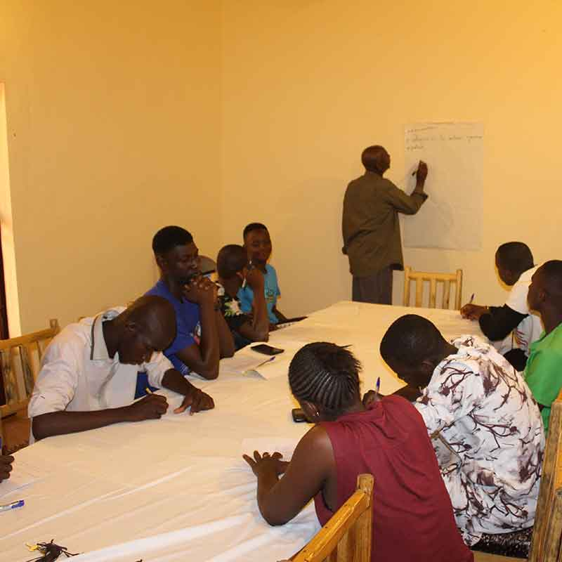 Formation entrepreneuriat culturel Ségou Mali