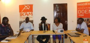 Programme Kôrè Qualité_Echanges d'évaluation de fin de programme avec Levis Togo