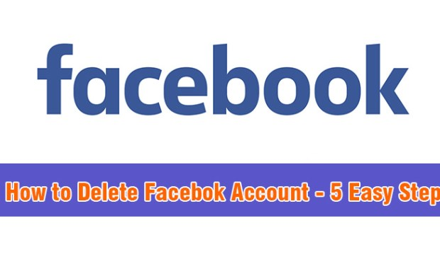 How to Delete Facebook Account in 5 Simple Steps 2019