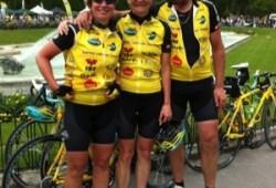 Hanne, Svend Erik og Jette