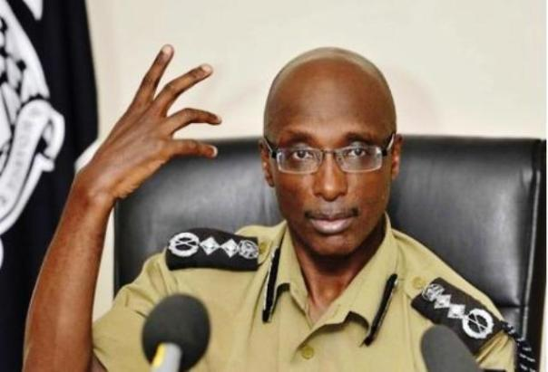 Gen Kale Kayihura, the cousin of Jack Nziza and chief of Ugandan Police