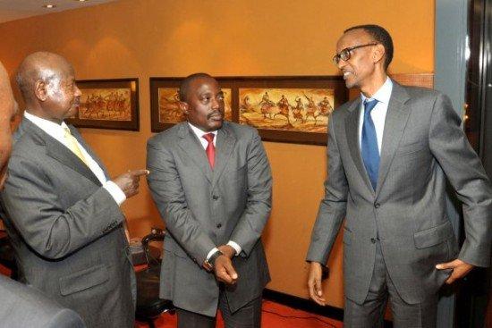 Kaguta-Kabila-Kagame