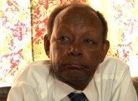 Jean Baptiste Bagaza, ancien président burundais