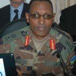 Major Gen Jack Nziza