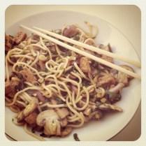 Dinsdag & Woensdag: Noodles