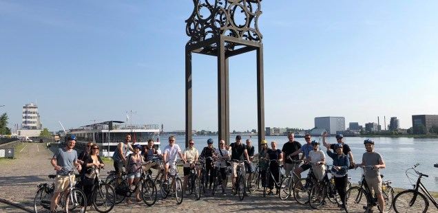 @ResMedStyle. A two-day tour of architectural highlights with T+E Architekter