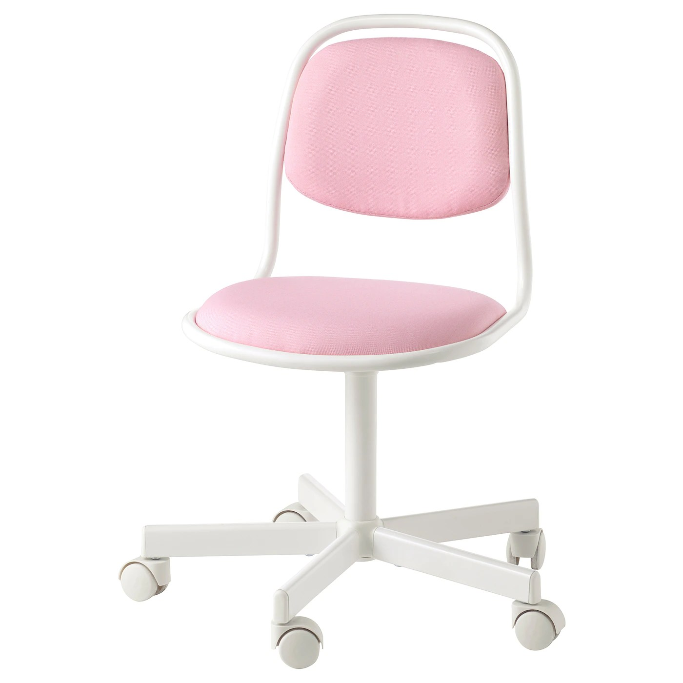 Fille Chaise De Bureau Rose Ikea Novocom Top