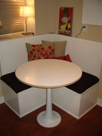 Andrew S Daybed Turned Banquette Ikea Hackers