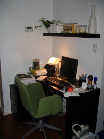 lack floating desk