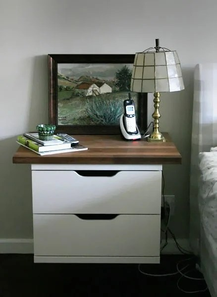 Stolmen bedside table