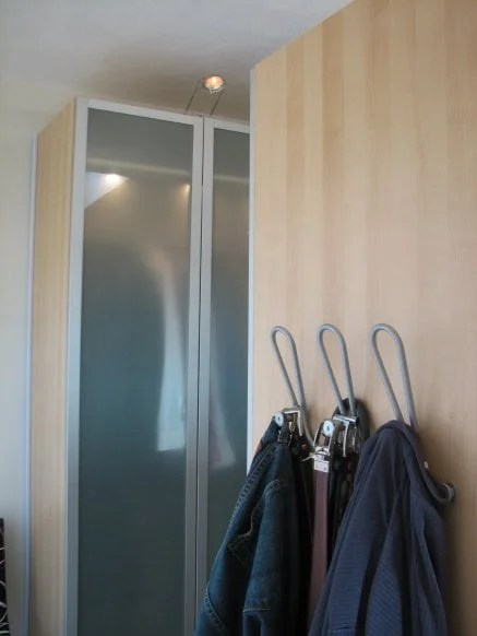 conduit wardrobe lighting
