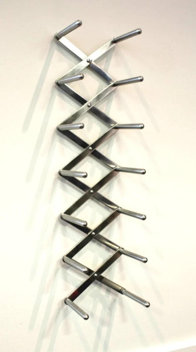 slick modern wall mounted shoe rack