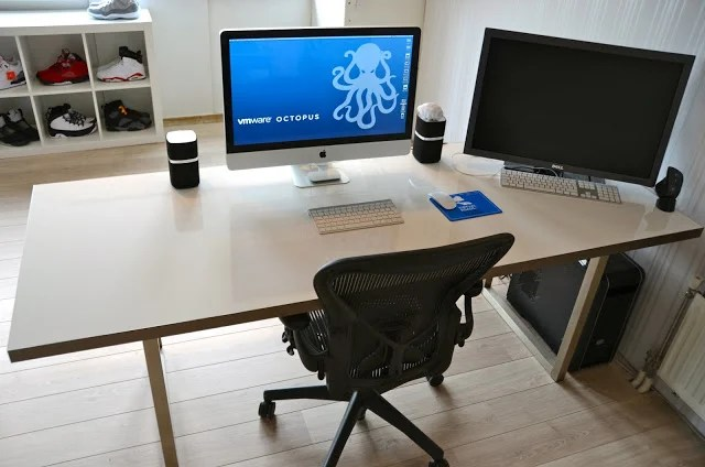 Whiteboard Desk