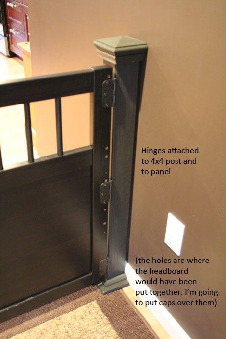Hemnes Dog Gate Ikea Hackers