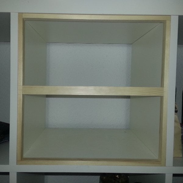 Vertical Shelf Dividers