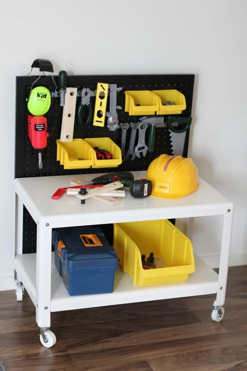 Kids workbench ikea hackers for Email ikea com