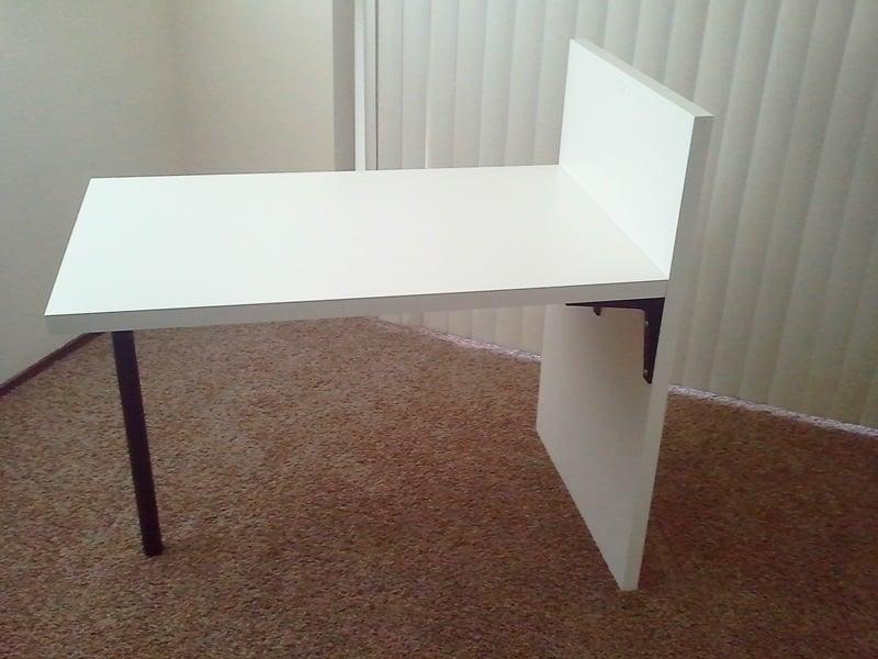 Uni Leg Desk Ikea Hackers