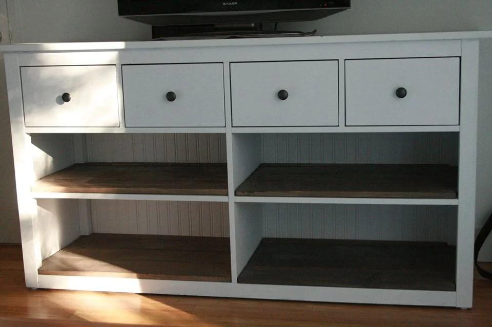 hemnes lightens up ikea hackers. Black Bedroom Furniture Sets. Home Design Ideas