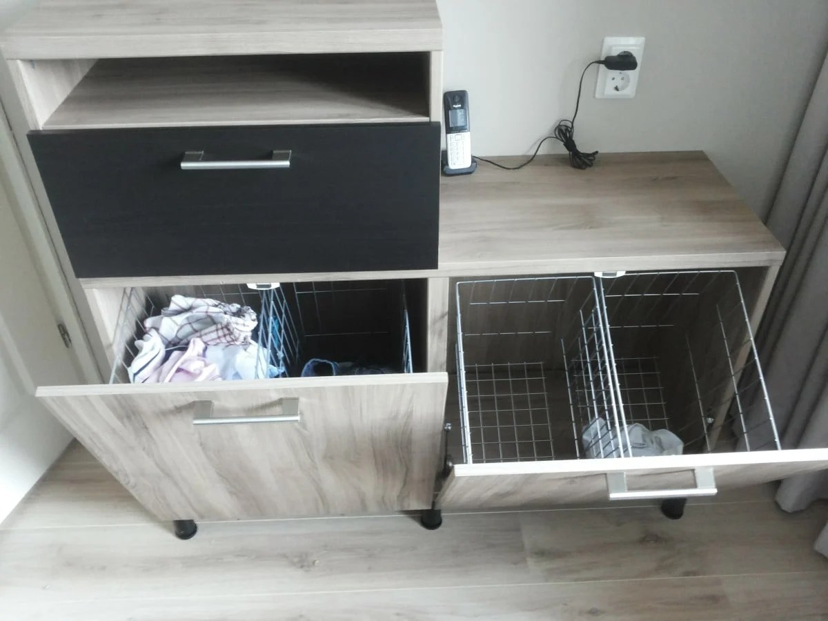 Besta Tilt Out Hamper Ikea Hackers
