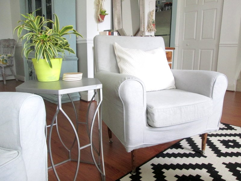 See more of the Jennylund armchair upgrade. & Slouchy to Mid-Century Mod Armchair! - IKEA Hackers