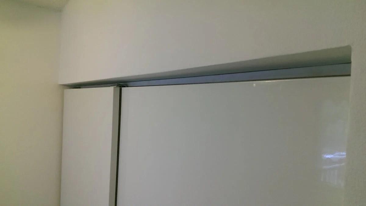 How To Use Ikea Pax Doors In Standard Closet Ikea Hackers