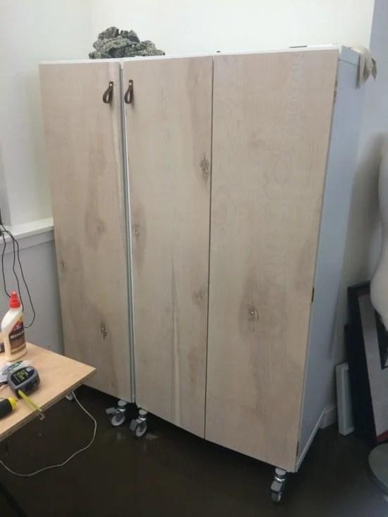 Kallax Ikea Desk