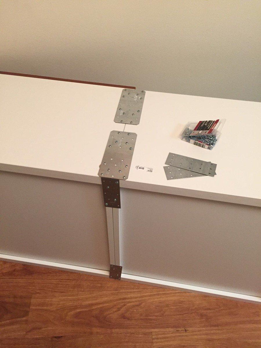 Ikea Besta Hack With Decals Ikea Hackers