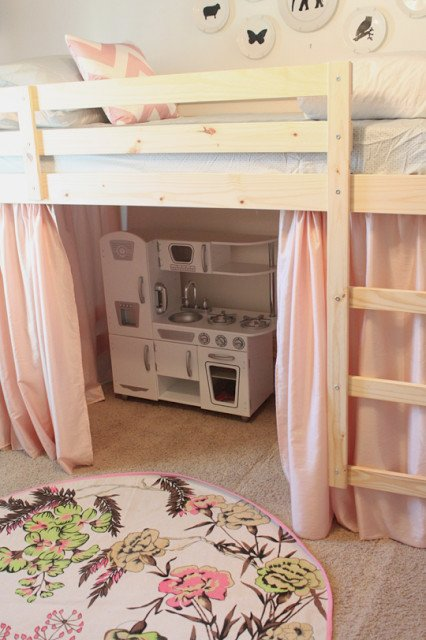 Popular MYDAL Bunk Bed upgrade IKEA Hackers