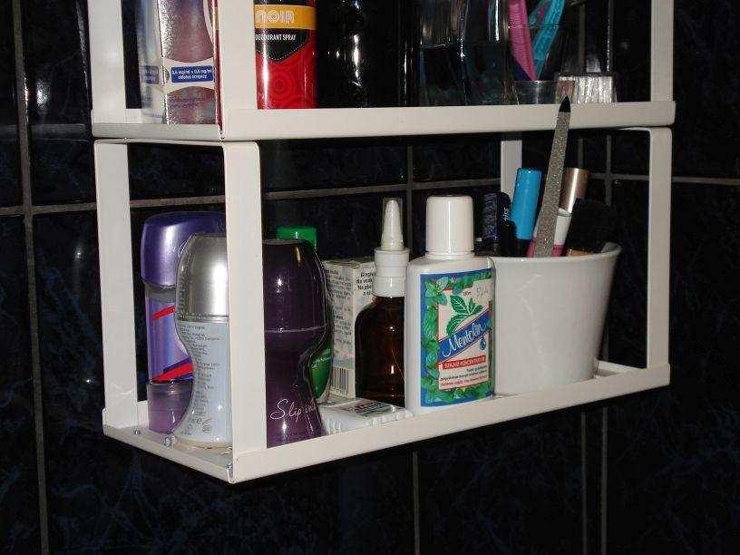 Fresh VARIERA shelf insert bathroom shelving