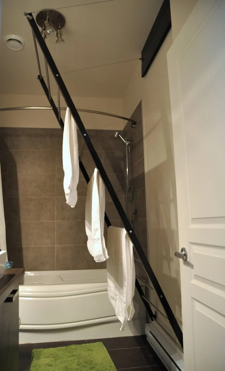 Stow Away Towel Dryer From Ikea Tsujig Grundtal Ikea