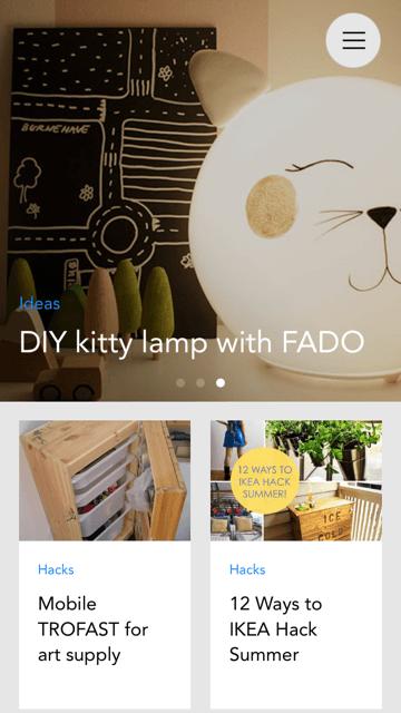 IKEA Hackers mobile app   IKEA Hackers