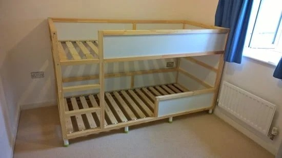 Star Wars KURA Bunk Bed Hack | IKEA Hackers