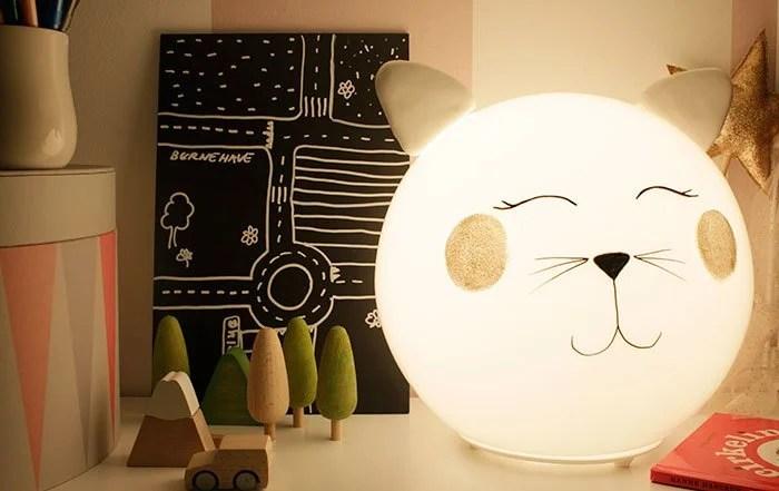 fado kitty lamp